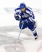 Casey Kleisinger (Air Force - 7) - The Yale University Bulldogs defeated the Air Force Academy Falcons 2-1 (OT) in their East Regional Semi-Final matchup on Friday, March 25, 2011, at Webster Bank Arena at Harbor Yard in Bridgeport, Connecticut.