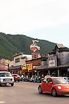 Jackson Hole, Wyoming, USA Cowboy Bar