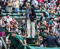 AMBIENCE <br /> <br /> The Championships Wimbledon 2014 - The All England Lawn Tennis Club -  London - UK -  ATP - ITF - WTA-2014  - Grand Slam - Great Britain -  23rd June 2014. <br /> <br /> &copy; AMN IMAGES