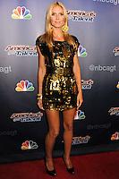 """America's Got Talent"" Post Show Red Carpet"