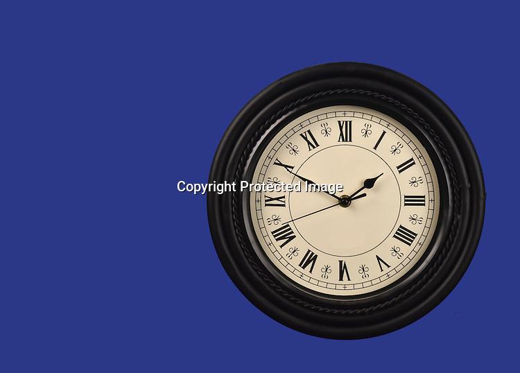 Stock photo of Vintage Clock