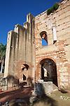 Hospital San Nicolás De Bari Ruins