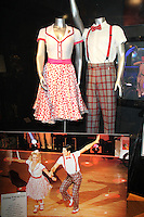 Wardrobe from &quot;Dancing With The Stars&quot;<br /> at the Celebration of Entertainment Awards Exhibit Opening, The Hollywood Museum, Hollywood, CA 02-19-14<br /> David Edwards/Dailyceleb.com 818-249-4998