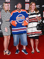 HOLLYWOOD, LOS ANGELES, CA, USA - NOVEMBER 04: Harley Quinn Smith, Kevin Smith, Jennifer Smith arrive at the Los Angeles Premiere Of Disney's 'Big Hero 6' held at the El Capitan Theatre on November 4, 2014 in Hollywood, Los Angeles, California, United States. (Photo by David Acosta/Celebrity Monitor)