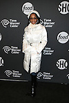 Actress Anika Noni Rose Attends Time Warner Cable, Food Network and SHOWTIME Ultimate Tailgate Experience During NFL Super Bowl XLVIII, NY