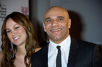 Goldie attends as Tamara Ecclestone hosts annual dinner to raise funds for Great Ormond Street Children's Hospital at One Marylebone in London.