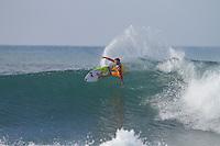 Bells Beach, Torquay, Victoria, Australia. (Monday April 2, 2012) Yadin Nichol (AUS). Freesurfing at Winki Pop and Bells Beach in preparation for the 51st running of the Rip Curl Pro, Bells Beach 2012.Photo: joliphotos.com
