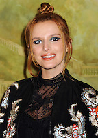 NEW YORK CITY, NY, USA - SEPTEMBER 08: Bella Thorne arrives at the alice + olivia by Stacey Bendet Spring 2015 NYFW Presentation held at The Pierre Hotel on September 8, 2014 in New York City, New York, United States. (Photo by Celebrity Monitor)