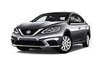 Nissan Sentra S Sedan 2016