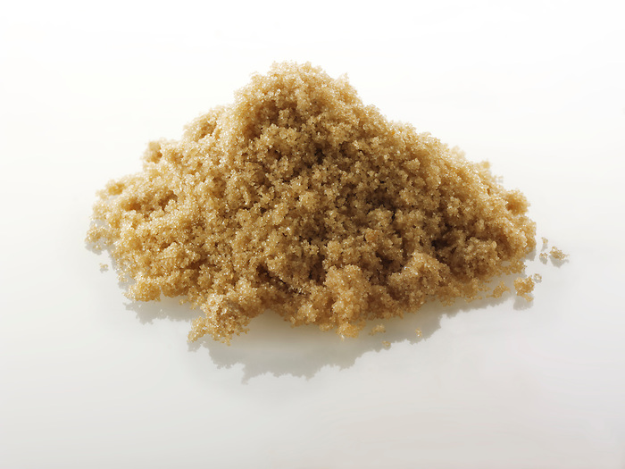 Light Muscovado unrefined  sugar