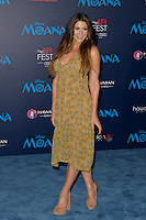 "HOLLYWOOD, CA - NOVEMBER 14: Cerina Vincent attends the AFI FEST 2016 Presented By Audi - Premiere Of Disney's ""Moana"" at the El Capitan Theatre in Hollywood, California on November 14, 2016. Credit: Koi Sojer/Snap'N U Photos/MediaPunch"