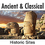 Pictures & images of Ancient archaeological & historic sites of Europe & the Middle East
