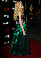 HOLLYWOOD, LOS ANGELES, CA, USA - OCTOBER 30: Katherine McNamara arrives at the Los Angeles Premiere Of RADiUS-TWC's 'Horns' held at ArcLight Hollywood on October 30, 2014 in Hollywood, Los Angeles, California, United States. (Photo by Celebrity Monitor)