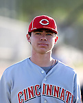 Tony Amezcua - AZL Reds - 2010 Arizona League. Photo by:  Bill Mitchell/Four Seam Images..