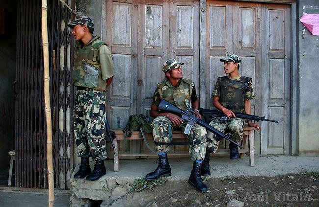 Royal Nepal Army 2004 Royal Nepalese Army