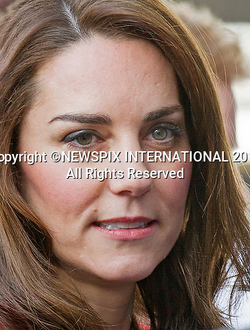 20.04.2017; Hayes,UK: KATE MIDDLETON <br /> visits the Global Academy. <br /> Mandatory Photo Credit: &copy;Francis Dias/NEWSPIX INTERNATIONAL<br /> <br /> IMMEDIATE CONFIRMATION OF USAGE REQUIRED:<br /> Newspix International, 31 Chinnery Hill, Bishop's Stortford, ENGLAND CM23 3PS<br /> Tel:+441279 324672  ; Fax: +441279656877<br /> Mobile:  07775681153<br /> e-mail: info@newspixinternational.co.uk<br /> Usage Implies Acceptance of OUr Terms &amp; Conditions<br /> Please refer to usage terms. All Fees Payable To Newspix International
