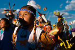 Blackfeet Girl, grand entry, powwow