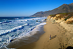 CA: Big Sur, Garrapata Beach   .Photo: cabea2101..Photo copyright: Lee Foster, 510-549-2202, lee@fostertravel.com, www.fostertravel.com