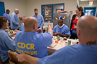 Yule Feast at the California Department of Corrections