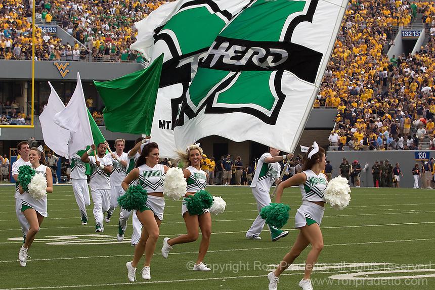 Marshall Thundering Herd Cheerleaders   Thomas L. Cox   Flickr