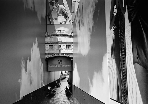 The Bridge of Sighs, Venice, Italy, 2009 by Paul Cooklin