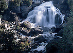 Inglis Falls near Owen Sound Ontario Canada