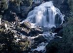 Inglis Falls near Owen Sound Ontario Canada