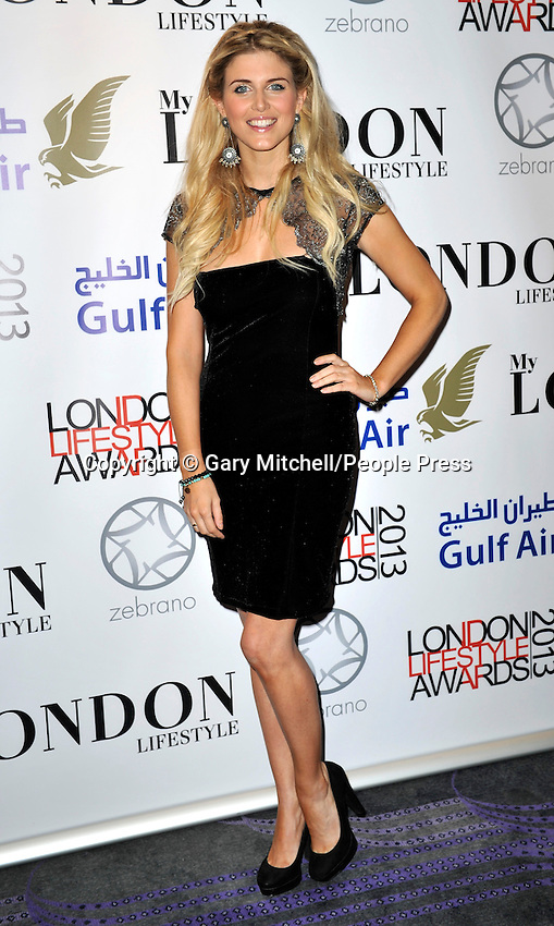 London Lifestyle Awards at The Troxy, London - October 23rd 2013<br /> <br /> Photo by Gary Mitchell