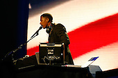 Washington, DC - January 20, 2009 -- United States Nick Cannon performs during the Neighborhood Inaugural Ball at the Washington Convention Center on January 20, 2009 in Washington, DC. Obama became the first African-American to be elected to the office of President in the history of the United States. .Credit: Chip Somodevilla - Pool via CNP