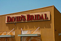 David's Bridal, Nationwide bridal retailer, wedding dresses, gowns, accessories, wedding planning, Stores, Shopping Mall, Burbank, CA, Stock Photos, Pictures, Images, Photographs