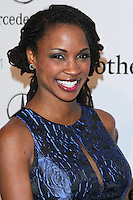 """HOLLYWOOD, LOS ANGELES, CA, USA - FEBRUARY 26: Shanola Hampton at The Art Of Elysium's 7th Annual """"Pieces Of Heaven"""" Charity Art Auction held at Siren Studios on February 26, 2014 in Hollywood, Los Angeles, California, United States. (Photo by David Acosta/Celebrity Monitor)"""