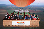 20100817 August 17 Cairns Hot Air Ballooning