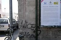 Puglia, Salento, Melendugno, Lettera aperta ai cittadini del sindaco Marco Pot&igrave; contro la realizzazione della TAP, Trans Adriatic Pipeline<br /> Apulia, Salento, Melendugno, An open letter to the citizens of Mayor Marco Pot&igrave; against the realization of the TAP, Trans Adriatic Pipeline