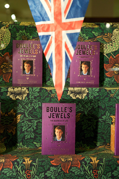 Francis Boulle from Made in Chelsea's book 'Boulle's Jewels'