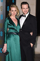 Elise Du Toit &amp; Rafe Spall at the 2017 EE British Academy Film Awards (BAFTA) After-Party held at the Grosvenor House Hotel, London, UK. <br /> 12 February  2017<br /> Picture: Steve Vas/Featureflash/SilverHub 0208 004 5359 sales@silverhubmedia.com