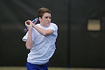 Oxford vs. Saltillo in high school tennis in Oxford, Miss. on Thursday, March 10, 2011.