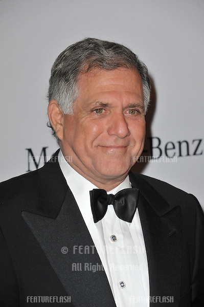 Leslie Moonves at the 32nd Anniversary Carousel of Hope Ball, to benefit the Barbara Davis Center for Childhood Diabetes, at the Beverly Hilton Hotel..October 23, 2010  Beverly Hills, CA.Picture: Paul Smith / Featureflash