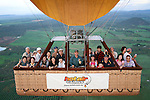 20101207 DECEMBER 07 Cairns Hot Air Ballooning