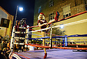 Friday Night Fights on Oretha Castle Haley Blvd in Central City
