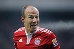 Fussball 1.Bundesliga 2009/2010, SV Werder Bremen - FC Bayern Muenchen