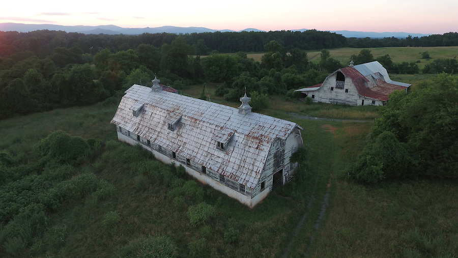 A scene from Albemarle County, Virginia. Photo/Andrew Shurtleff