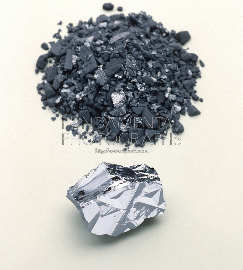 SILICON AND BORON<br />