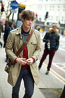 London Collections: Men. January 2013