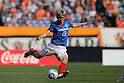 Yuzo Kobayashi (Marinos), April 29th, 2011 - Football : 2011 J.LEAGUE Division 1, 8th Sec match between Yokohama Marinos 1-1 Shimizu S-Pulse at Nissan Stadium, Kanagawa, Japan. (Photo by Akihiro Sugimoto/AFLO SPORT) [1080]