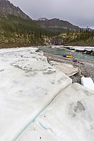 Packrafting the Matthews River, Arctic, Alaska
