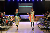 Tishrei Designs by Tracey Tishrei, New Zealand Eco Fashion Exposed Buyers &amp; Media Showcase at Notre Dame Performing Arts Centre, Lower Hutt, New Zealand on Thursday 24 July 2014. <br /> Photo by Masanori Udagawa. <br /> www.photowellington.photoshelter.com.