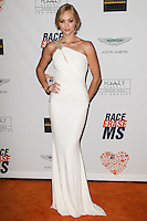 CENTURY CITY, CA, USA - MAY 02: Laura Vandervoort at the 21st Annual Race To Erase MS Gala held at the Hyatt Regency Century Plaza on May 2, 2014 in Century City, California, United States. (Photo by Celebrity Monitor)