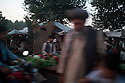 Market in Kunduz. Afghanistan, 2012