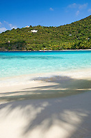 Hawksnest Beach<br /> Virgin Islands National Park<br /> St. John, U.S. Virgin Islands