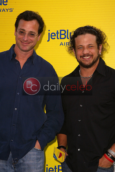Bob Saget and Joe Reitman<br />